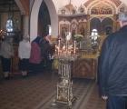 Престольный праздник в станичном Свято-Димитриевском храме